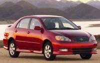 Toyota Corolla 2004-2008 Service Repair Workshop Manual