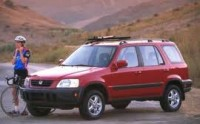 Honda CRV 1997-2001 Service Repair Workshop Manual
