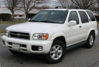 Nissan Pathfinder 1996-2004 Service and Repair workshop manual