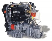 Lombardini Marine Engine - Focs Series Workshop Manual