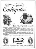 Complete list & specs of Villiers Two & Four Stroke Engines