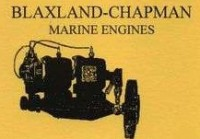 Blaxland-Chapman Marine Engines Manual