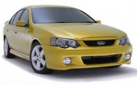 Ford Falcon BA Manual