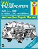 VW Kombi Service Repair Workshop Manual