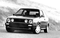 VW Golf 1984 - 1992 Service and Repair Workshop Manual