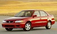 Toyota Corolla 1997-2002 service repair workshop manual