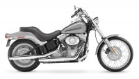 Harley Davidson Softail 2007-2012 Service Repair Workshop Manual