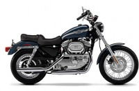 Harley Davidson XL Sportster 1986-2003 Repair Service Workshop Manual
