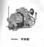 Yanmar YSE Instruction Manual