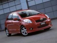 Toyota Yaris 2005-2011 Service Repair Workshop Manual