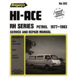 Toyota Hiace RH 1977-1983 (petrol) Service Repair Manual