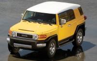 Toyota FJ Cruiser 2007-2012 service repair workshop manual