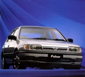 Nissan Pulsar 1990-1995 N14 Factory Service Repair Manual