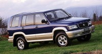 Holden Jackaroo 1998-2002 Service Repair Workshop Manual