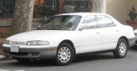 Mazda 626 1992-1997 Service Repair Factory Workshop Manual